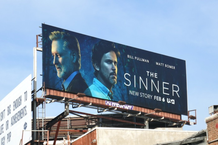 Sinner season 3 billboard