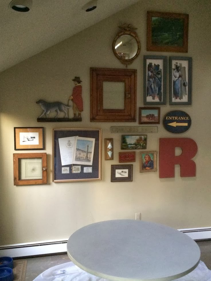 Decorating houses with gallery wall 18 gallery wall - Decorating walls with pictures ...