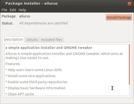 Cara Install File DEB Tanpa Menggunakan Terminal | Linux and