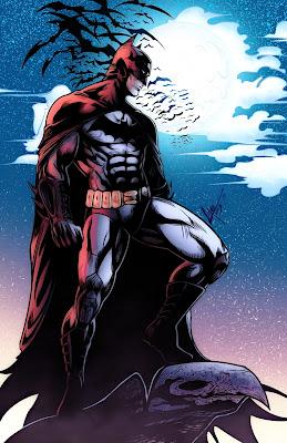 Comic, Superhero Comic, Batman