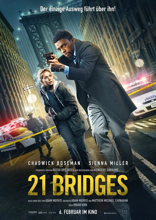 21 Cây Cầu