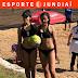 Joguinhos: Vôlei de praia feminino de Jundiaí vence na estreia