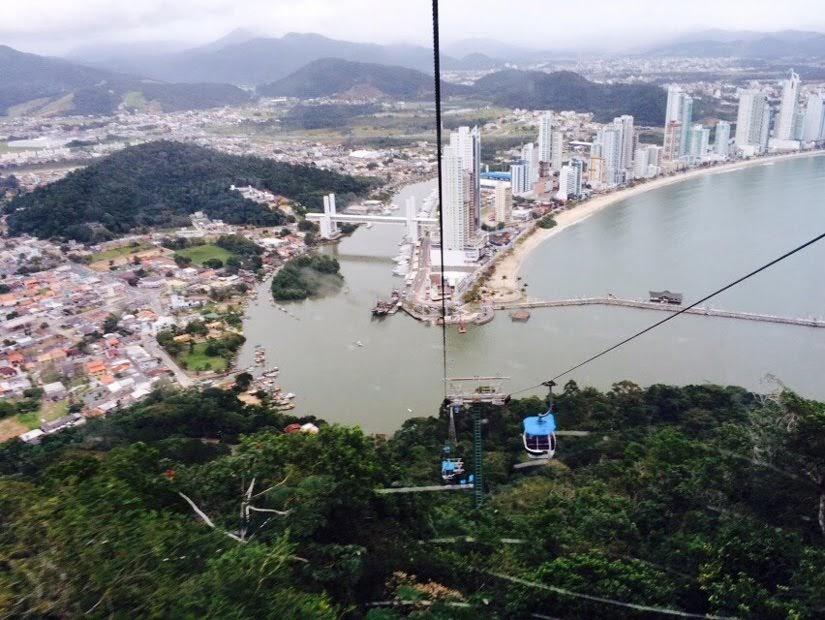 A cidade - Balneário Camboriú: