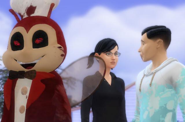 Cassandra Goth Defends Jollibee