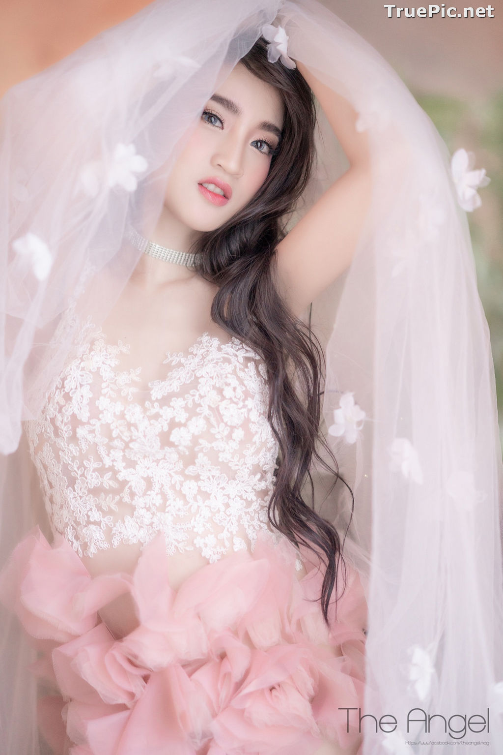 Image Thailand Model - Minggomut Maming Kongsawas - Beautiful Bride Concept - TruePic.net - Picture-5
