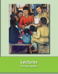 Libro de texto Lecturas Primer grado 2021-2022