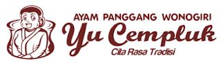 Lowongan Kerja Kasir di RM Ayam Panggang Wonogiri Yu Cempluk - Surakarta