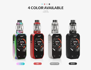 Smoant Naboo 225W Kit color