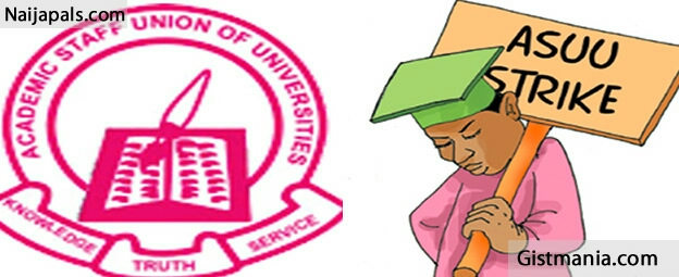 It's Official: ASUU begins Nationwide Indefinite strike