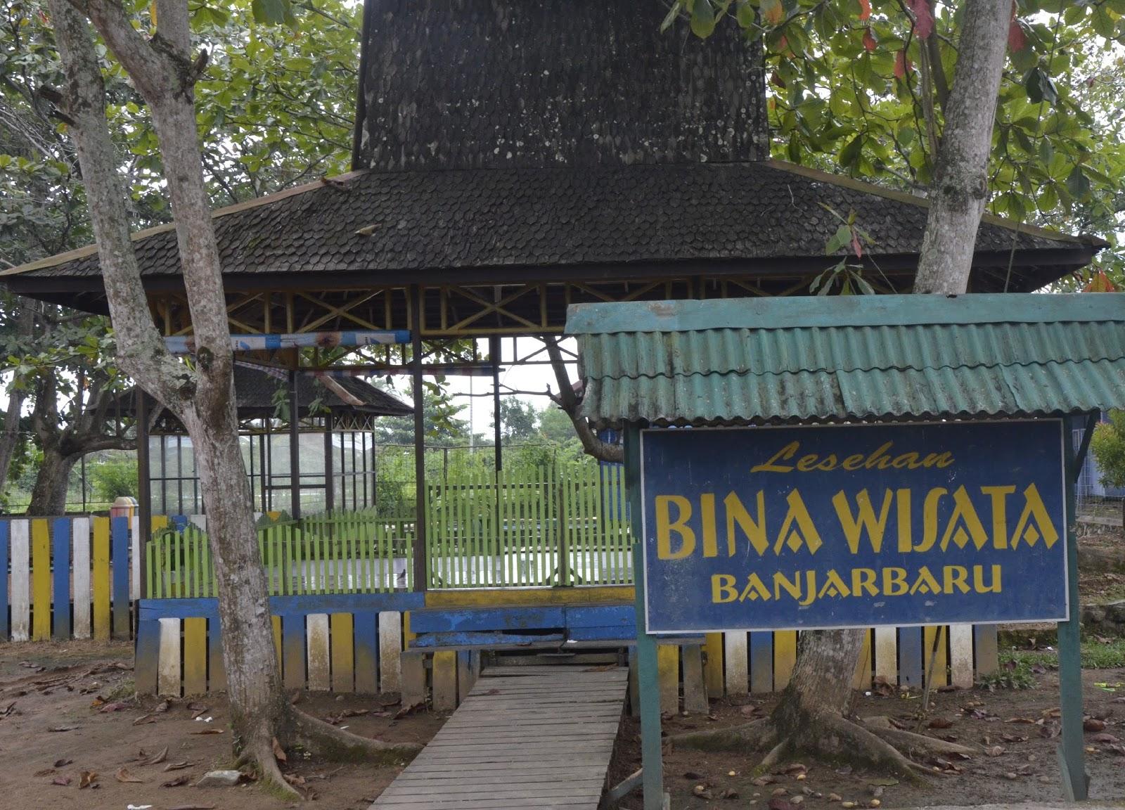 Visit Banjarbaru Ayo Ke Banjarbaru Disporabudpar Banjarbaru