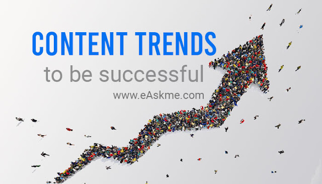 5 Big Content Trends for 2020: eAskme