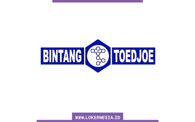 Lowongan Kerja Bintang Toedjoe Bekasi September 2021
