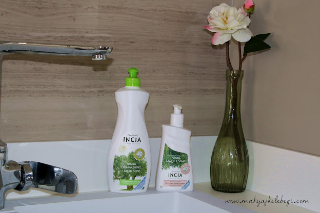 Incia Doğal Sıvı Sabun Yorumları