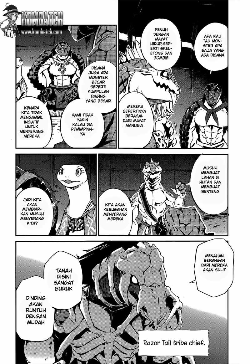 Baca Manga Overlord chapter 18 Bahasa Indonesia