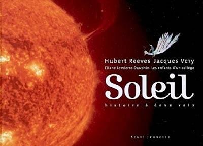Soleil - Histoire à deux voix - Hubert Reeves, Jacques Very  - Seuil Jeunesse
