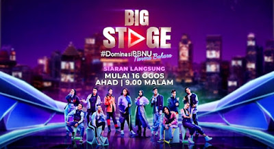Live Streaming Konsert Big Stage 2020 Online