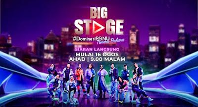 Live Streaming Konsert Big Stage 2020 Online