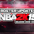 NBA 2K19 Shuajota´s Roster Update Season 2019-2020 Released