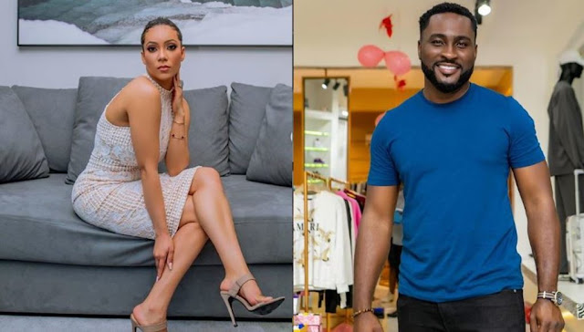 #BBNaija: I don't like you - Maria tells Pere after he confesses that he likes her (Video)