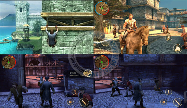 Game Backstab HD Apk Data Full Android