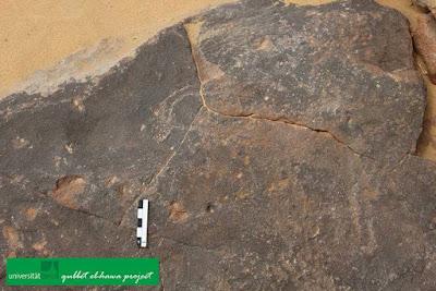 Predynastic rock art found in Egypt's Aswan