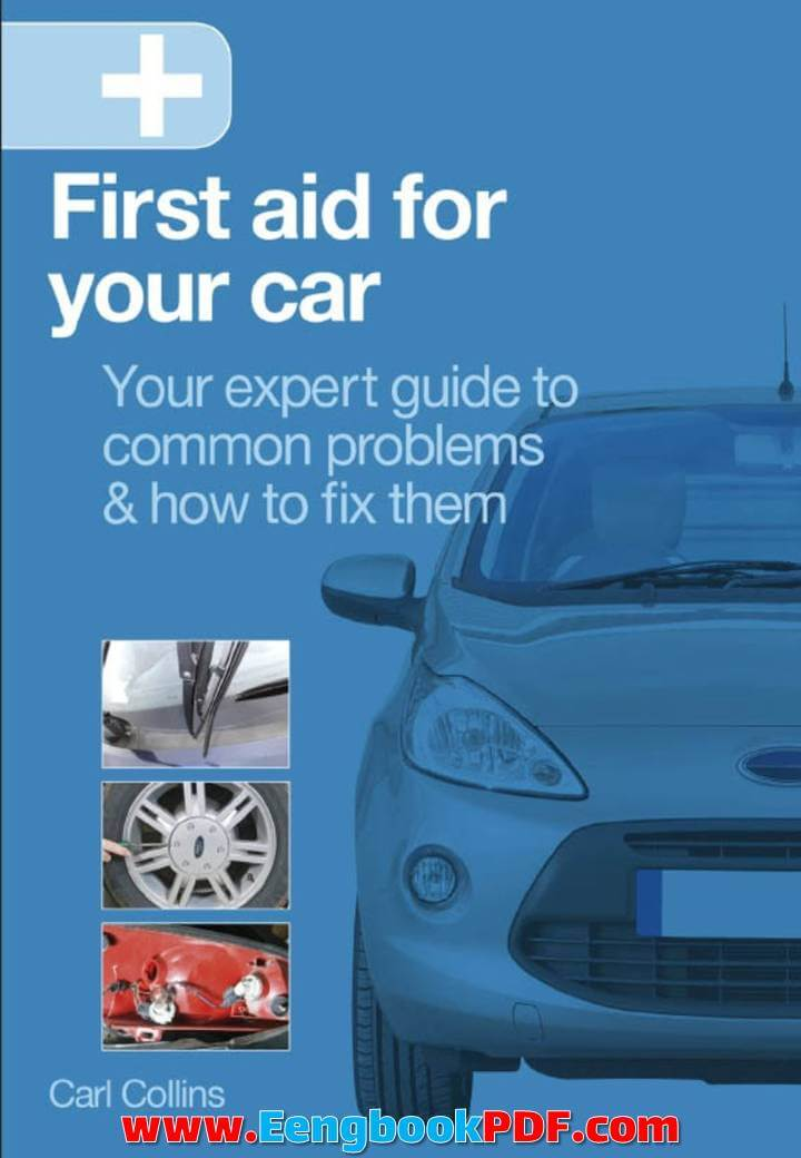 First aid for your car pdf Carl Collins, carl collins, car