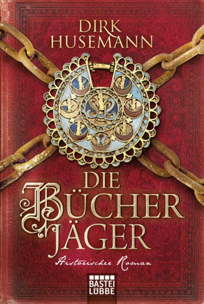 Die Bücherjäger von Dirk Husemann