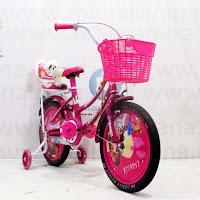 16 lisella sepeda anak perempuan