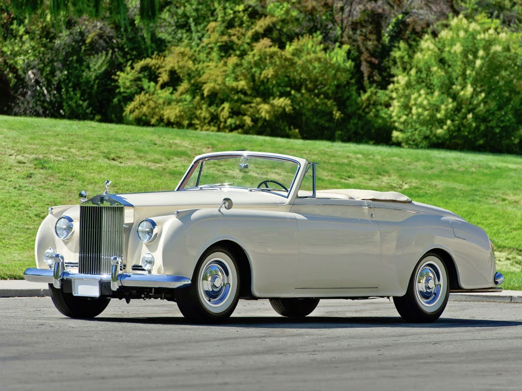 world of classic cars rolls royce silver cloud i drophead coupe by james young 1959 world of. Black Bedroom Furniture Sets. Home Design Ideas