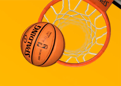 NBA 2K13 HD Texture Spalding Ball Mod