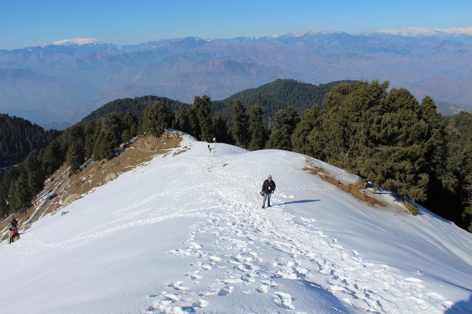 Dalhousie - Beautiful Hill Station of Himachal Pradesh | India Tourism