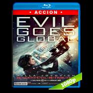 Resident Evil 5: Venganza (2012) BDRip 1080p Audio Dual Latino-Ingles
