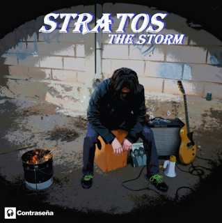 Stratos The Storm PROMOCION DISCO
