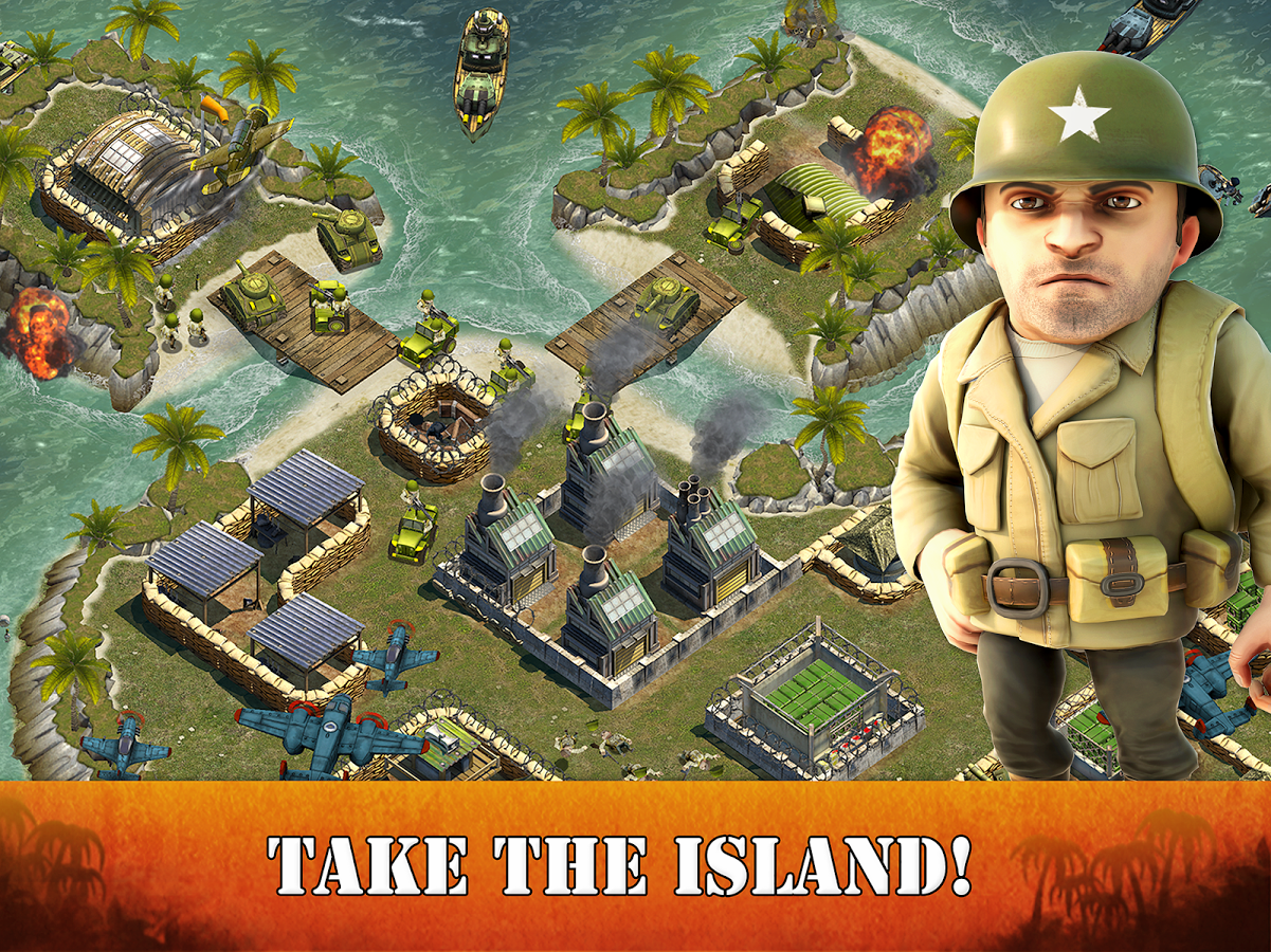 Battle Islands MOD APK