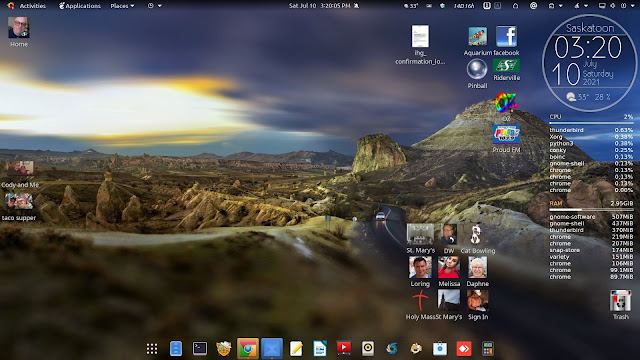 Ubuntu Desktop in 2021