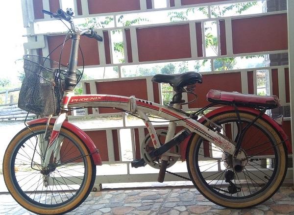 sepeda in Javanese