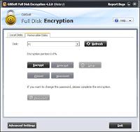 Gilisoft Full Disk Encryption 4 Full version for free