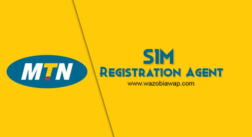 how to become mtn sim registration agent