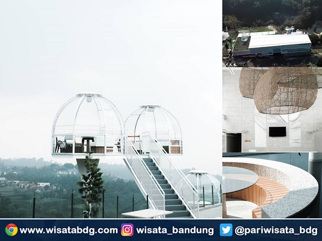Sudat Pandang Bandung, Cafe Instagramable yang Lagi Ngehits di Punclut