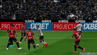 Saiu eFOOTBALL PES 2022 PPSSPP ANDROID