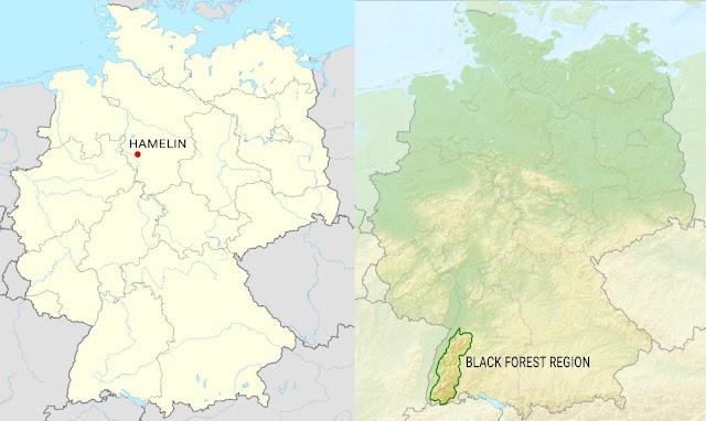 La Selva Negra De Alemania Causo 15 000 Casos De Personas Desaparecidas El Ano Pasado Realidad O Ficcion Mysteriesrunsolved