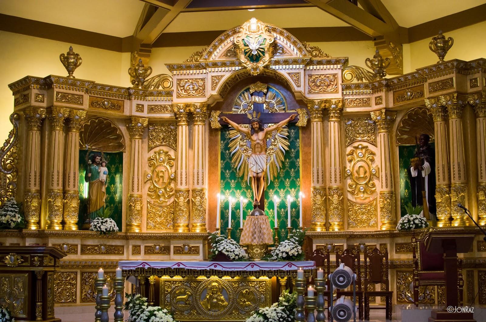 Holy Cross Parish, Laoac, Pangasinan