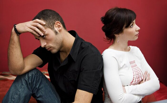 Solucionar problemas en el matrimonio