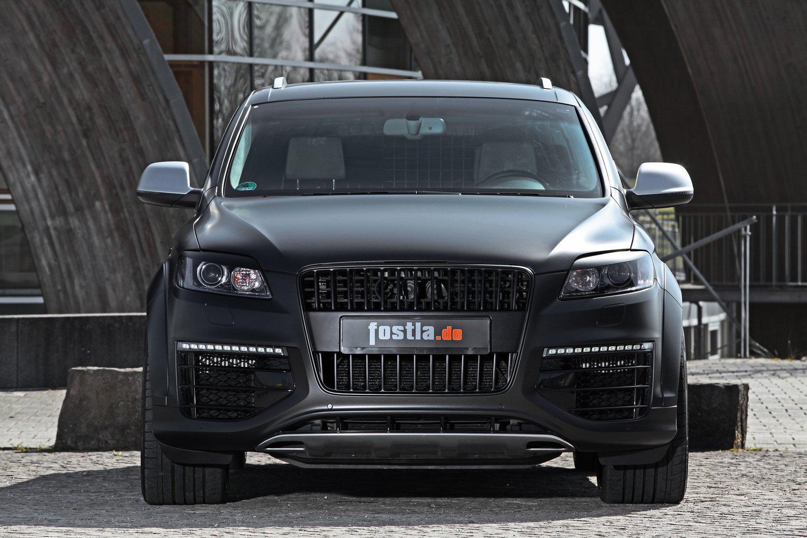 Audi Q V Tdi By Fostla