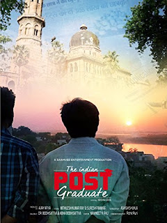 The Indian Post Graduate (2018) Hindi Movie HDRip | 720p | 480p