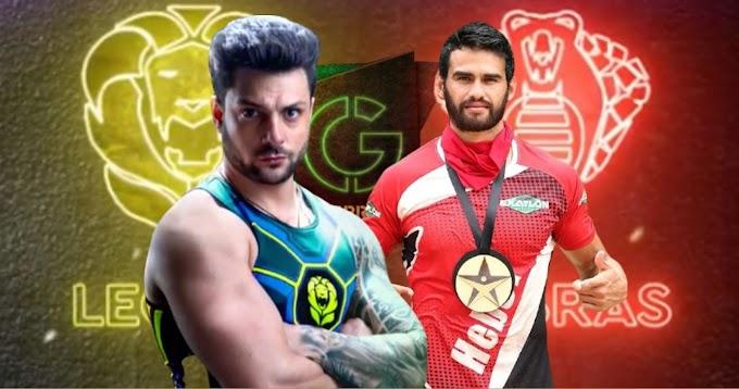 Los Participantes y Capitanes de Guerreros 2021