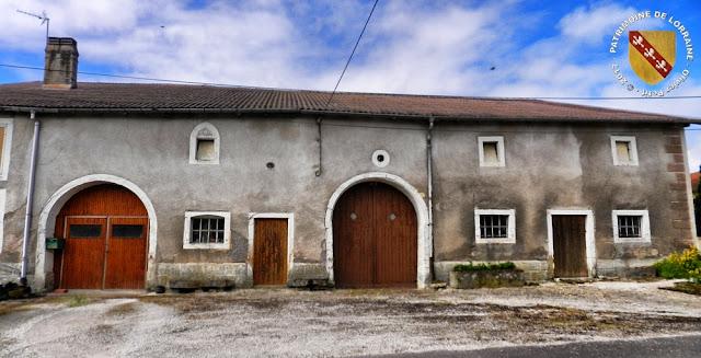AINGEVILLE (88) - A la découverte du village