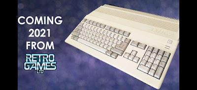 Coming 2021 Commodore Amiga