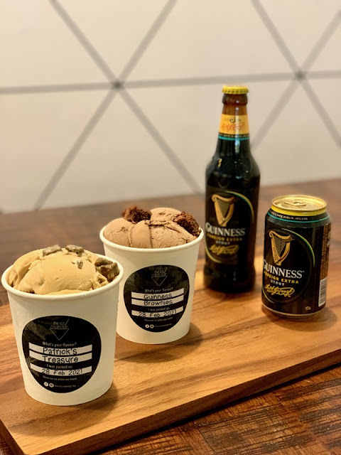Ice creams by The Ice Cream Bar
