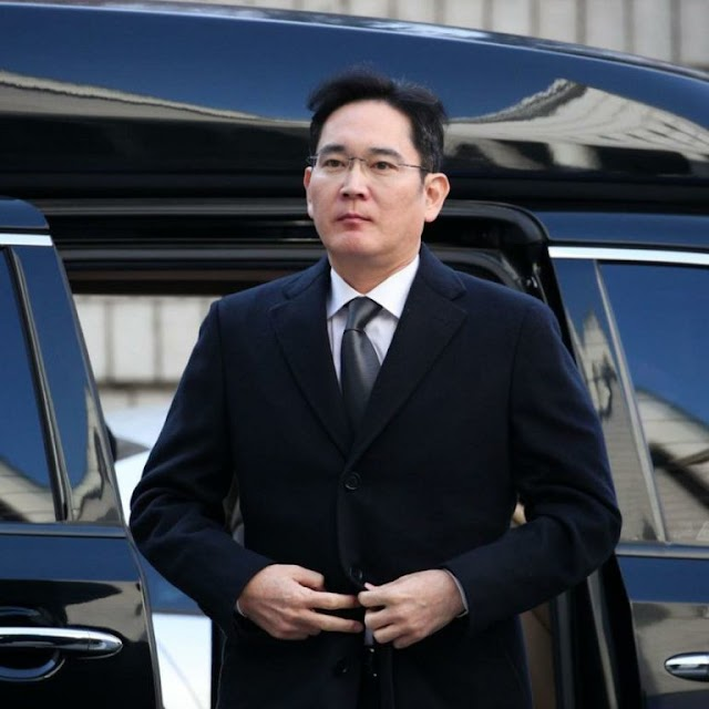 Samsung heir Jay Y. Lee sentenced to two and half years in prison for bribery and embezzlement